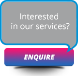 Interested In Our Services - Enquire Here