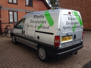 RHODES DECORATORS