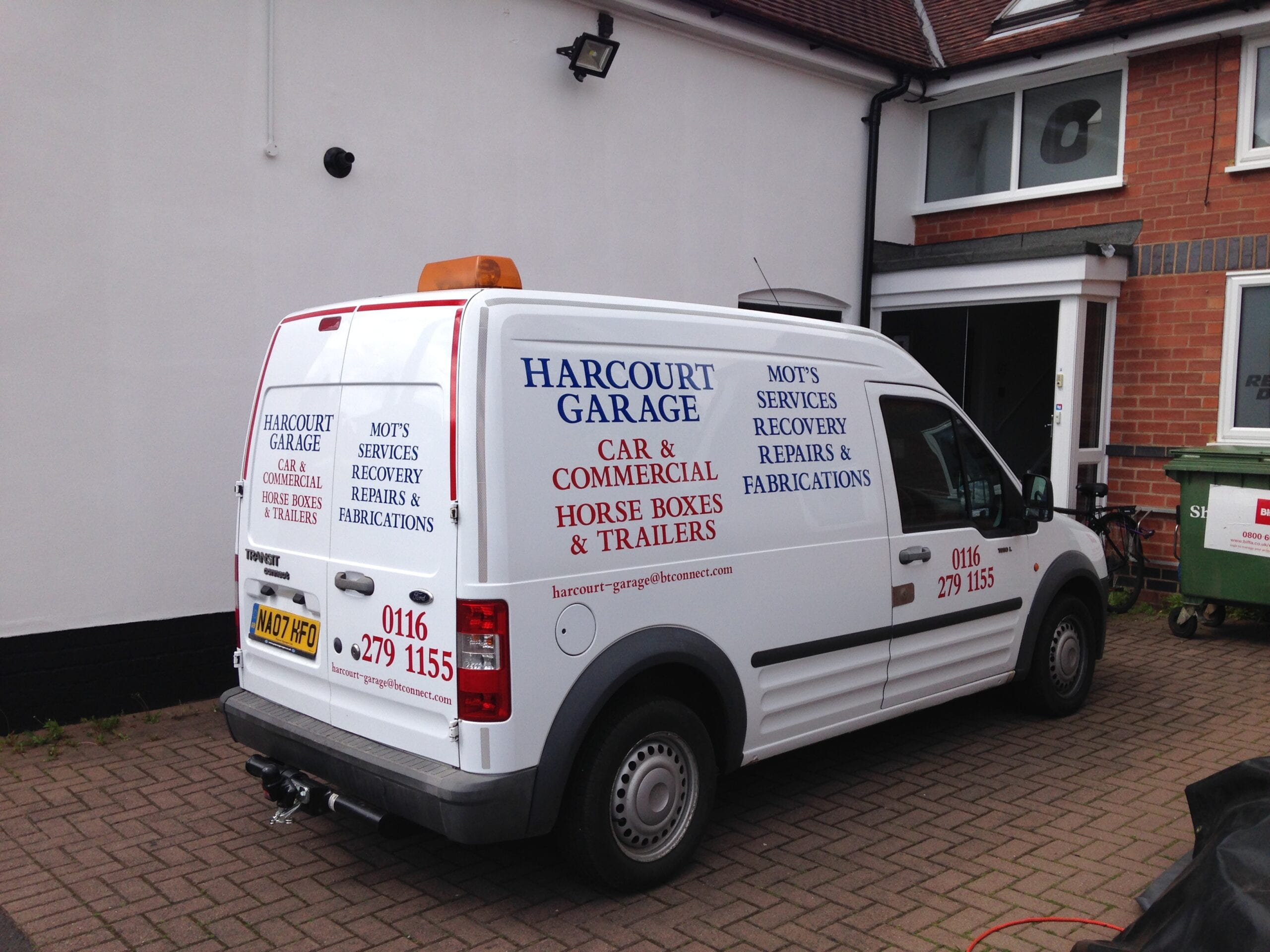 Recovery Vehicles Service Categories Reflex Design