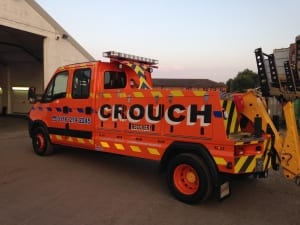 CROUCH IVECO SIDE
